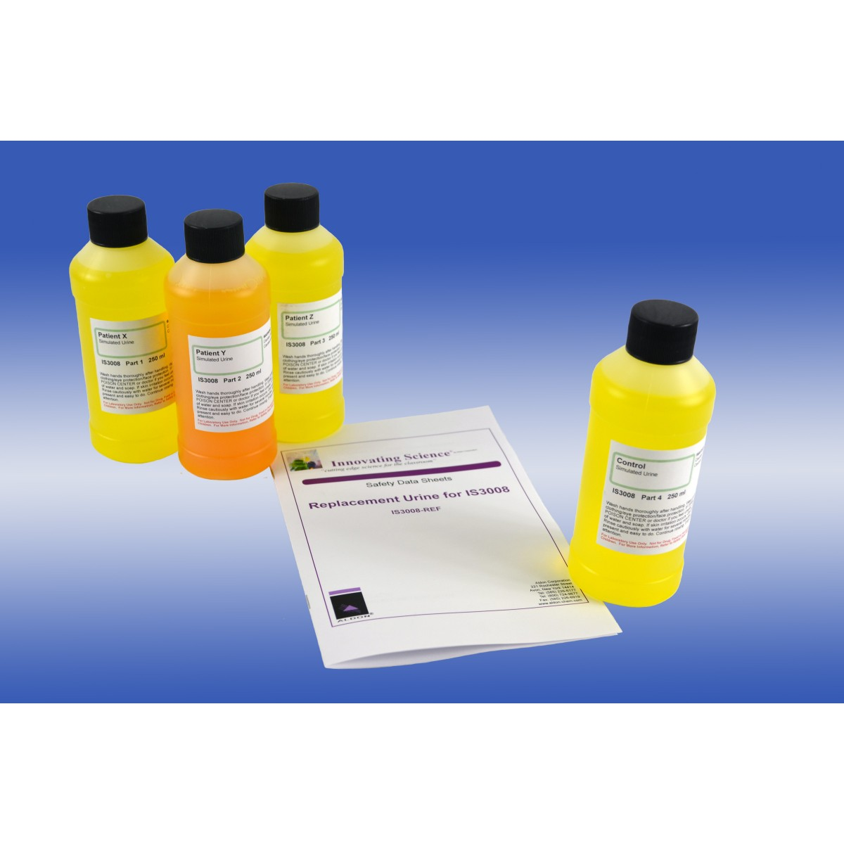 Urinalysis Using Simulated Urine