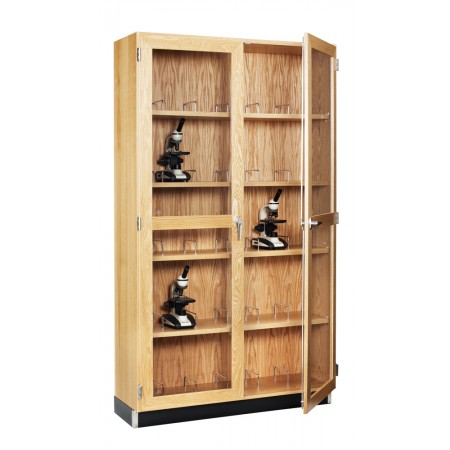 Wall Microscope Storage Cabinets
