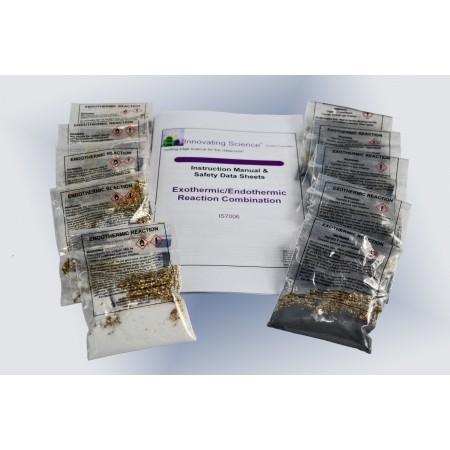 Exothermic/Endothermic Combination Chem Demo Kit