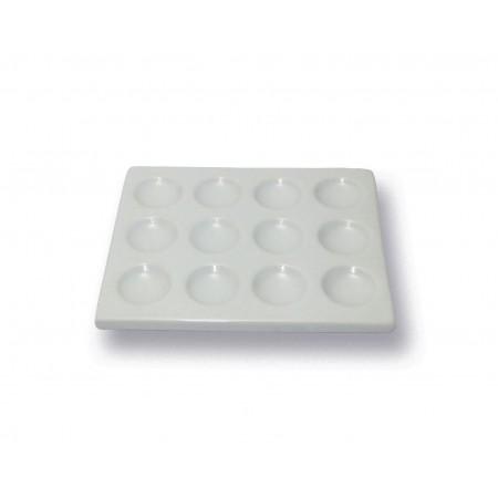 Porcelain Spot Plates
