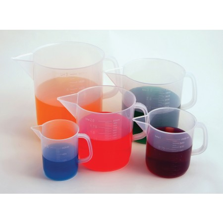 Polypropylene Pitchers, Short Form