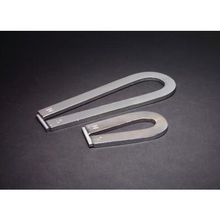 Steel Horseshoe Magnets