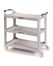 Medium Duty Plastic Utility Carts