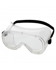 Advantage® Economy Goggles Direct Vent Goggle, Clear Fog-Free Lens