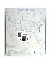 Weather/Climagraph Chart-Reversible