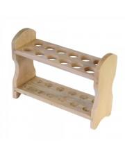 Test Tube Wooden Rack, 12 Tube, 2 Rows