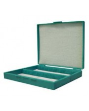 Polypropylene Slide Box (100 Slides)