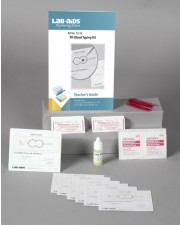 Rh Blood Typing Kit