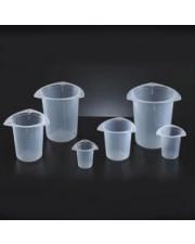 Plastic Tri-Corner Beakers