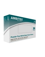 Nitrile Exam Gloves - Powder-Free