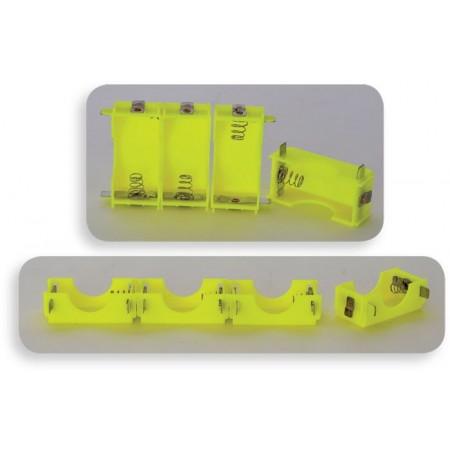 D Cell Battery Holder & Joiner
