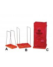 Clavies Biohazard Bag Holders