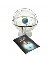 Celestial Star Globe, Transparent