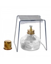 Alcohol Burner w/ Stand
