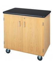 Mobile Storage Cabinet