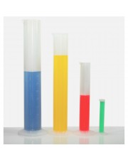 Polypropylene Cylinders, Single Scale