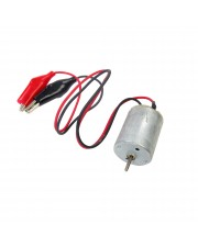 DC Motor with Leads