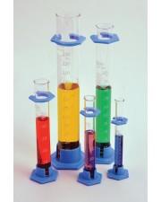 Graduated Cylinders, Plastic Base