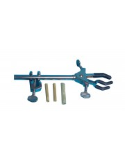 3-Prong Universal Clamp w/Holder