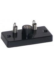 Miniature Lamp Holder, Spring Posts
