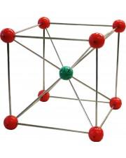 Cesium Chloride Molecular Model