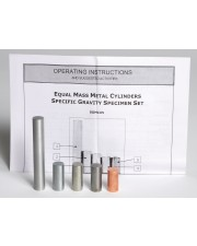 Equal Mass Metal Cylinders